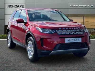 used Land Rover Discovery Sport Diesel Sw 2.0 D150 S 5dr 2WD [5 Seat]