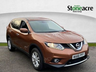 used Nissan X-Trail 1.6 dCi Acenta SUV 5dr Diesel (s/s) (130 ps)