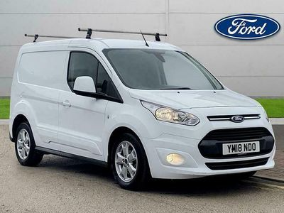 used Ford Transit Connect 1.5TDCi L1 200 Trend (120PS)(Eu6)