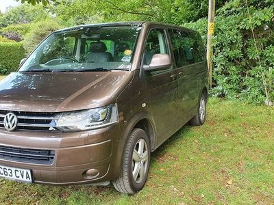 used VW Caravelle 2.0 BiTDI BlueMotion Tech Business Edition Bus DSG 4MOTION 4dr (SWB, 7 Seats)