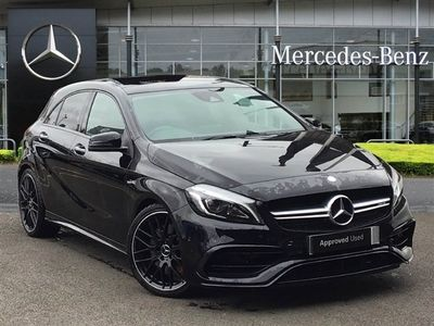 used Mercedes A45 AMG A Class4Matic Premium 5dr Auto 2.0