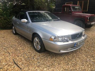 used Volvo C70 2.0 T 2dr