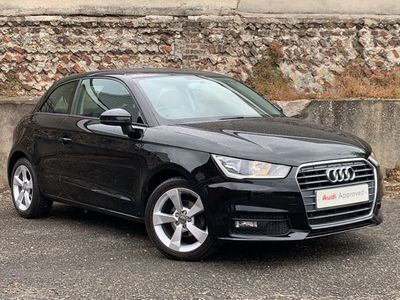 used Audi A1 Sport 1.0 TFSI 95 PS 5-speed 3dr