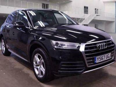 used Audi Q5 TDI QUATTRO SE 5-Door diesel estate