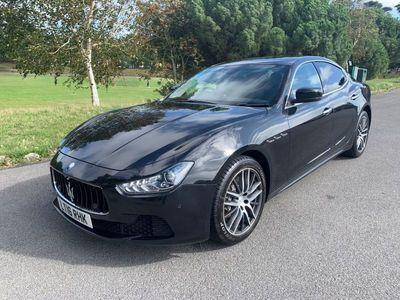 used Maserati Ghibli 3.0 DV6 4d 275 BHP