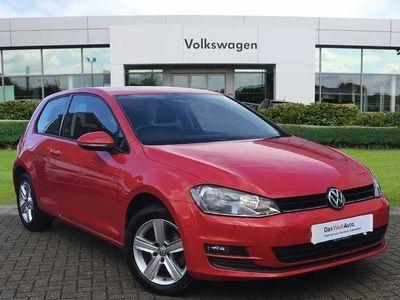 used VW Golf 1.6 Tdi 110 Match Edition 3Dr