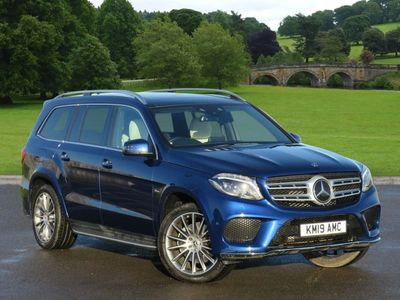 used Mercedes GLS350 GLS4Matic Grand Edition 5dr 9G-Tronic Auto, 2019 (19)