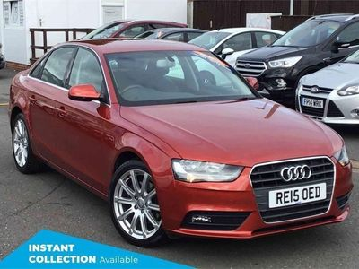 used Audi A4 2.0 TDI 177 SE Technik 4dr Multitronic