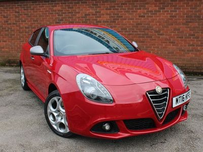 used Alfa Romeo Giulietta 1.4 TB MultiAir Sprint (s/s) 5dr