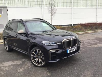 used BMW X7 Xdrive M50D 5Dr Step Auto