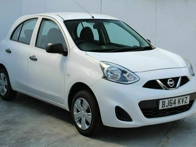 used Nissan Micra 1.2 Visia (80ps)