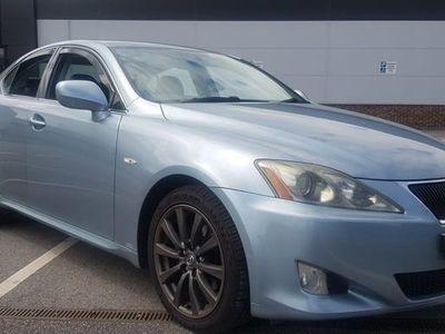used Lexus IS250 2.5 SE 4dr