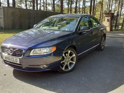 used Volvo S80 1.6 D DRIVe SE Lux (s/s) 4dr