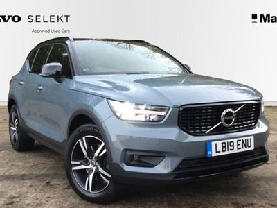used Volvo XC40 2.0 T4 R DESIGN 5dr Geartronic Estate 2019