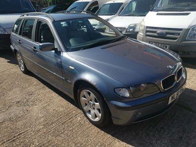 used BMW 318 3 Series i SE 5dr Auto