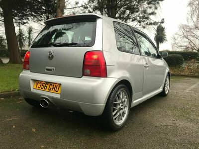 used VW Lupo 1.6 GTI 3dr