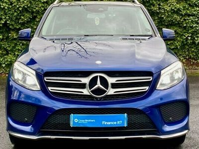 used Mercedes GLE350 Gle-Class 3.0D 4MATIC AMG LINE PREMIUM PLUS 5d 255 BHP 12 MONTH WARRANTY, 1