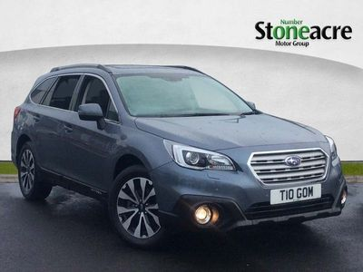 used Subaru Outback 2.5i SE Premium Estate 5dr Petrol Lineartronic 4WD (s/s) (175 ps)