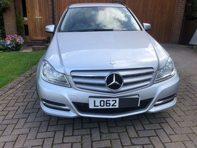 used Mercedes C220 C Class 2.1CDI SE (Executive) 7G-Tronic Plus 5dr