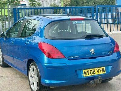 used Peugeot 308 Hatchback 1.6 VTi Sport 5d