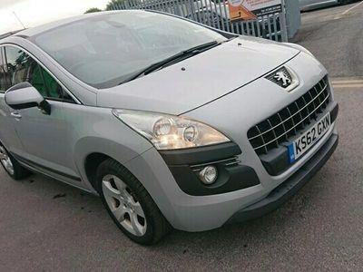 used Peugeot 3008 Estate 1.6 e-HDi (115bhp) Active 5d EGC