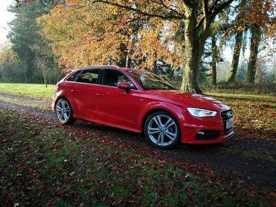 used Audi A3 Sportback 1.6 TDI S line 5dr
