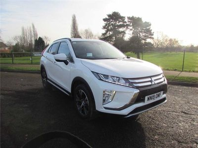 used Mitsubishi Eclipse Cross 1.5T 3 CVT (s/s) 5dr