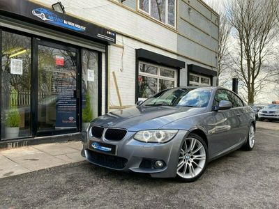 used BMW 1M 3 Series 2.0 320D M SPORT 2d 181 BHP 12M MOT+WARRANTY+12M BREAKDOWN