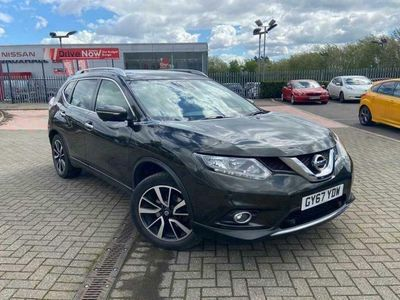 used Nissan X-Trail Station Wagon 5-Door 2.0 dCi 177 4X4 N-Vision diesel station wagon