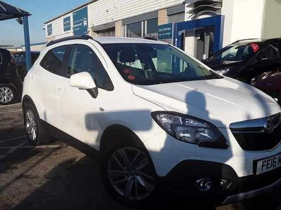 used Vauxhall Mokka 2016 Leicester 1.4T Exclusiv 5dr