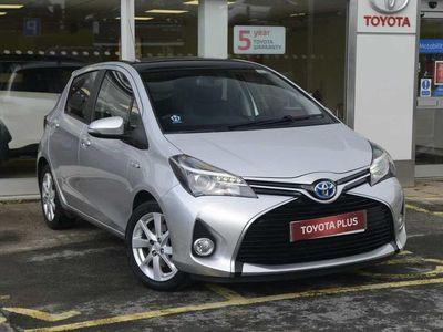used Toyota Yaris Hybrid EXCEL