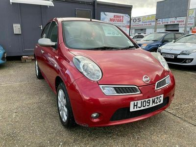 used Nissan Micra 1.2 16v 25th Anniversary 5dr