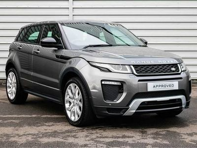 used Land Rover Range Rover evoque 2.0 TD4 (180hp) HSE Dynamic 5dr