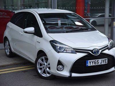 used Toyota Yaris 1.5 Hybrid Sport 5Dr Cvt