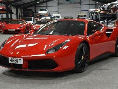 used Ferrari 488 GTB