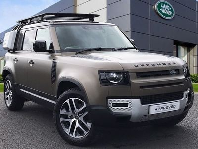 used Land Rover Defender 110 2.0 SD4 HSE SUV 5dr Diesel Auto 4WD (s/s) (240 ps)