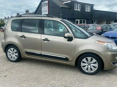 used Citroën C3 Picasso 1.6 HDi 8V Exclusive 5dr