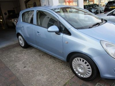 used Vauxhall Corsa Hatchback 1.4i 16V Club 5d (AC)
