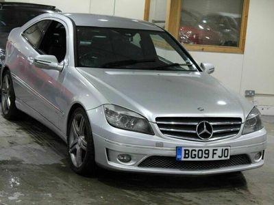 used Mercedes CLC200 CLC 2.1CDI Sport 2dr