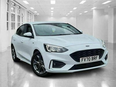 used Ford Focus HAT 1.0 ECB MHEV 125 ST-LINE EDN 5dr