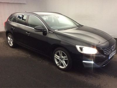 used Volvo V60 D5 [163] Twin Eng Se Nav 5Dr Awd Geartronic [Lthr]