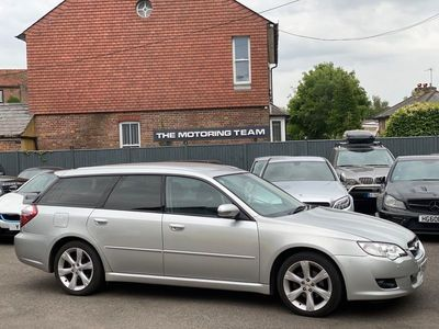 used Subaru Legacy 2.0 R Sports Tourer 5dr