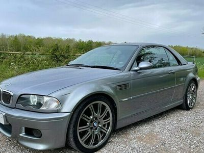 used BMW M3 3-SeriesConvertible 2d