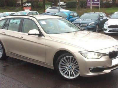 used BMW 330 3 Series D Luxury 5Dr Step Auto