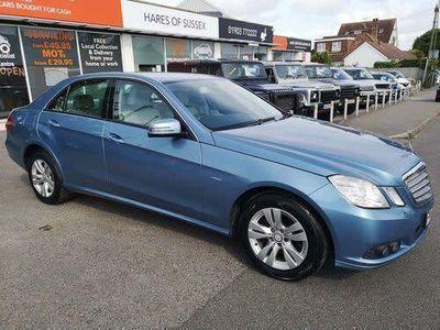 used Mercedes E250 E CLASS 2.1CDI BLUEEFFICIENCY SE