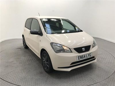 used Seat Mii 2015 Gloucester 1.0 75 by Mango 5dr