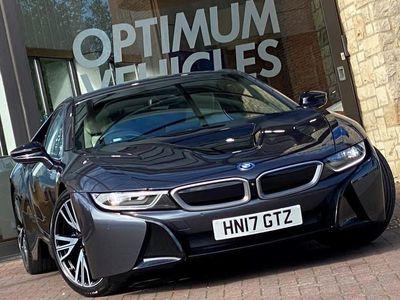 used BMW i8 PROTONIC DARK SILVER EDITION