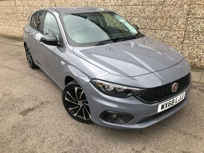 used Fiat Tipo 1.4 T-Jet [120] S Design 5Dr