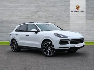 used Porsche Cayenne 5dr Tiptronic S 3.0