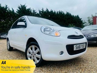 used Nissan Micra ACENTA